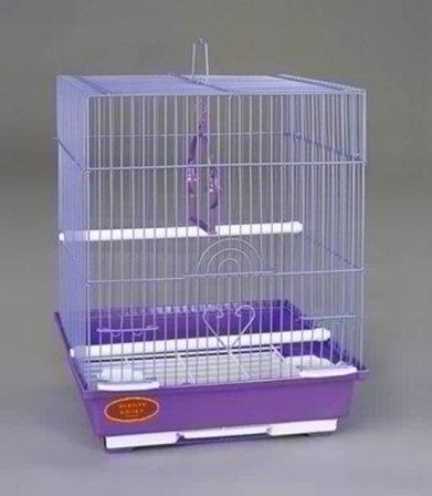 Фото Клетка Golden cage для птиц A105 эмаль 30*23*39 см