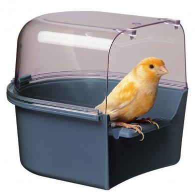 Фото Ванночка Ferplast Trevi для малых птиц 14*15,7*13,8 см
