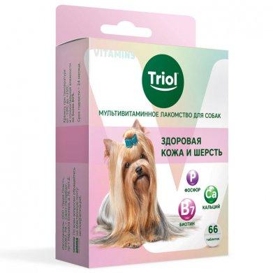 Фото Мультивитаминное лакомство Triol для собак