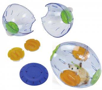 Фото IMAC Sphere прогулочный пластиковый шар для грызунов