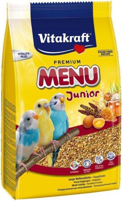 Фото Корм для птенцов волнистых попугаев Vitakraft