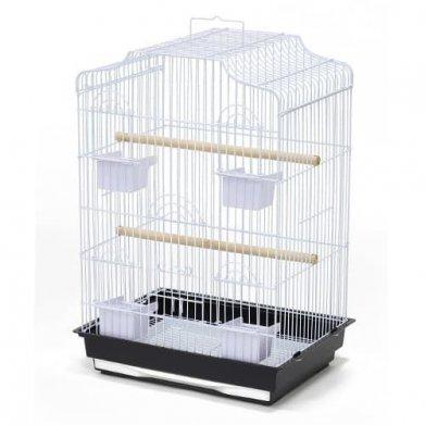Фото Клетка Golden cage для птиц 607 эмаль (48*36*69 см)