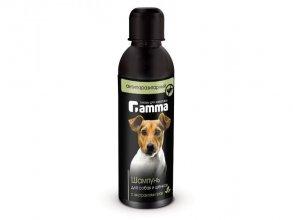 Фото Gamma шампунь для собак и щенков антипаразитарный с экстрактом трав, 250 мл