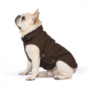 Фото Куртка вязаная Dog Gone Smart Nano Knit Sweater