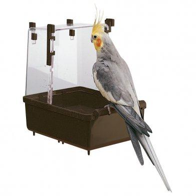 Фото Ванночка Ferplast L 101 для средних попугаев, 23,5*15,5*24 см