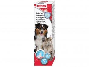 Фото Гель Beaphar Tooth gel для чистки зубов у собак 100 г