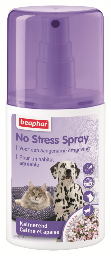 Фото Спрей Beaphar No Stress Ноme Spray для кошек, 125 мл