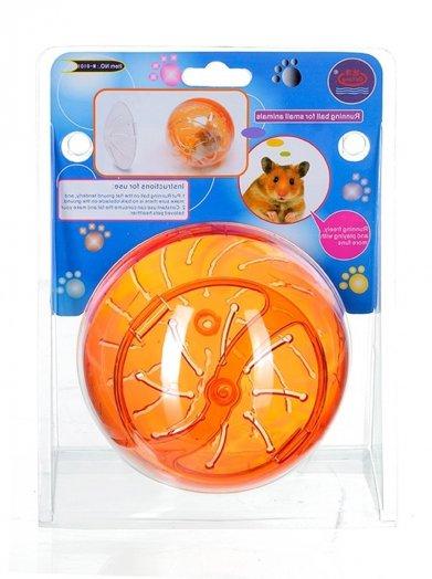 Фото Прогулочный шарик М-0101 для грызунов (в упаковке)