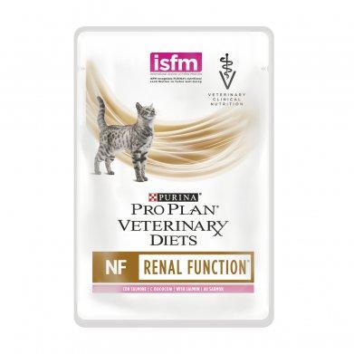 Фото Пауч Pro Plan VD NF корм для кошек при патологии почек, лосось 85 г