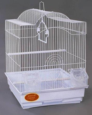 Фото Клетка Golden cage для птиц A413 (35*28*46 см)