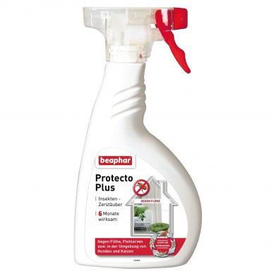 Фото Спрей Beaphar Protecto Plus для обработки помещений от паразитов 400 мл