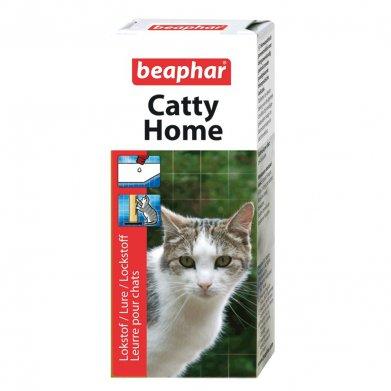 Фото Средство Beaphar Catty Home для приучения кошек к месту 10 мл