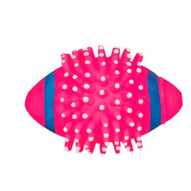 Фото 710003 Мяч регби с шипами, 11,5 см винил
