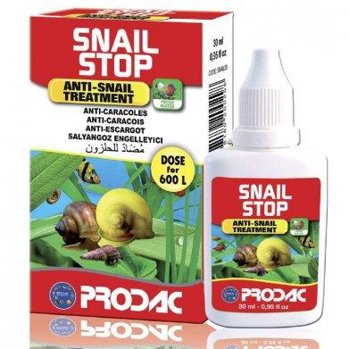 """Фото Средство """"Snail Stop"""" для предотвращения нежелательных популяций улиток 30 мл"""